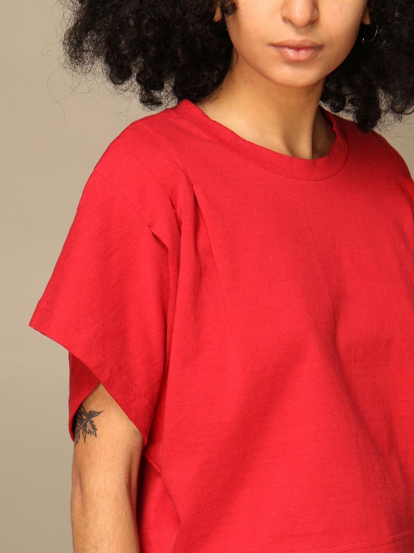 T-Shirt Isabel Marant: T-shirt damen Isabel Marant rot 5