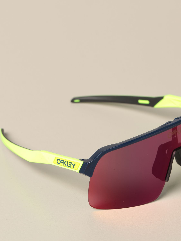 Солнцезащитные очки Oakley: Солнцезащитные очки Мужское Oakley красный 3