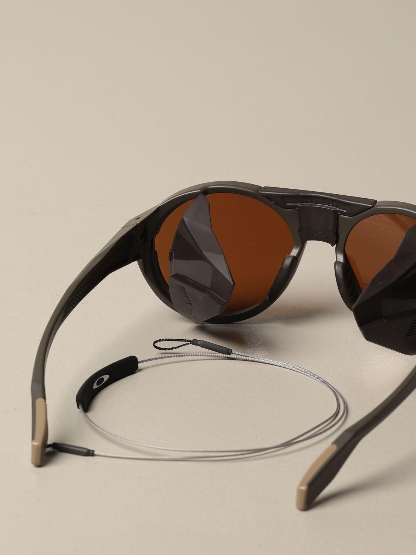 Солнцезащитные очки Oakley: Солнцезащитные очки Мужское Oakley коричневый 3