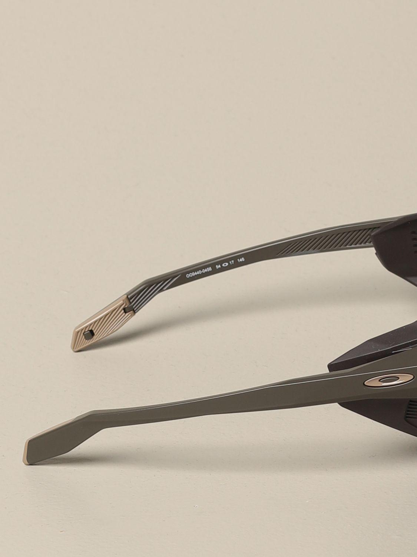 Солнцезащитные очки Oakley: Солнцезащитные очки Мужское Oakley коричневый 4