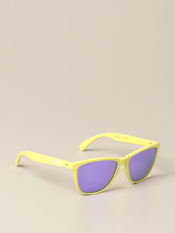 Солнцезащитные очки Oakley: Солнцезащитные очки Мужское Oakley фиолетовый 1