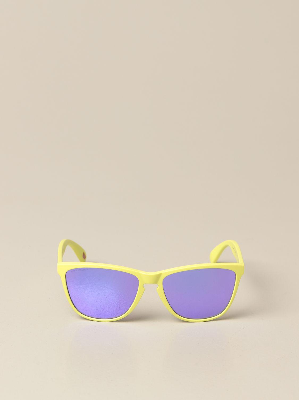 Солнцезащитные очки Oakley: Солнцезащитные очки Мужское Oakley фиолетовый 2