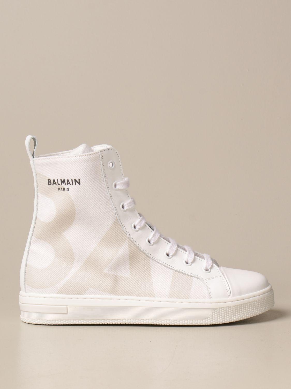 Zapatos Balmain: Zapatos niños Balmain nata 1