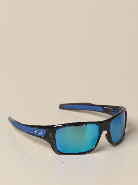 Солнцезащитные очки Oakley: Солнцезащитные очки Мужское Oakley синий 1