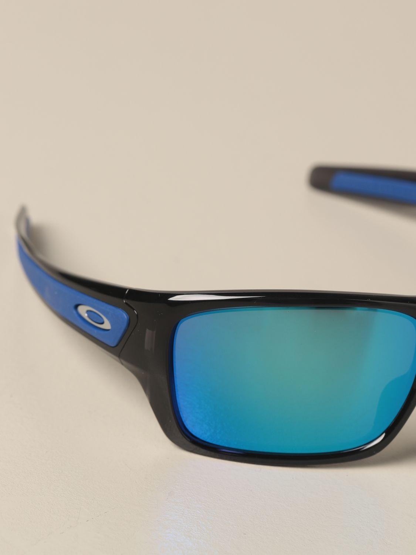 Солнцезащитные очки Oakley: Солнцезащитные очки Мужское Oakley синий 3