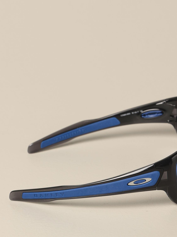 Солнцезащитные очки Oakley: Солнцезащитные очки Мужское Oakley синий 4