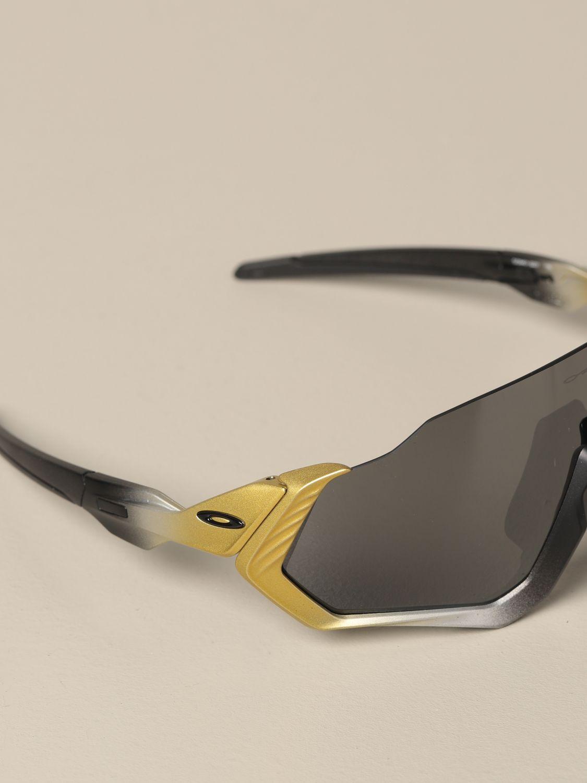Солнцезащитные очки Oakley: Солнцезащитные очки Мужское Oakley серый 3