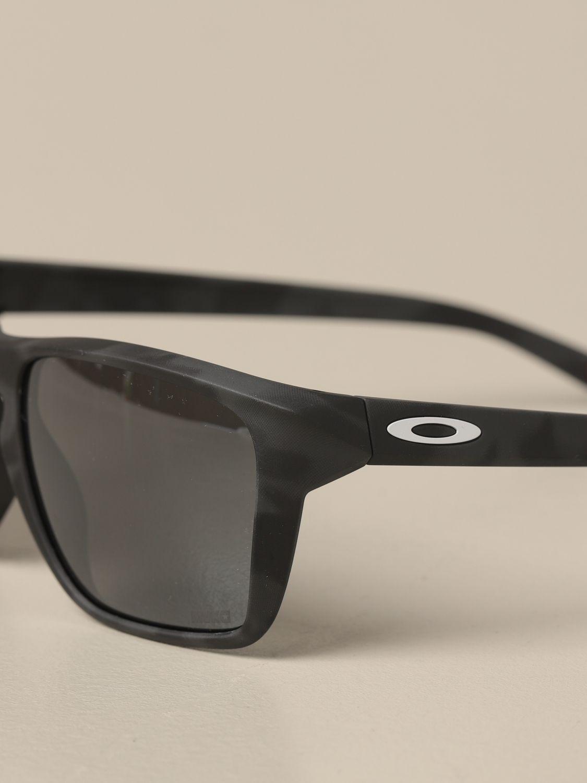 Солнцезащитные очки Oakley: Солнцезащитные очки Мужское Oakley черный 3