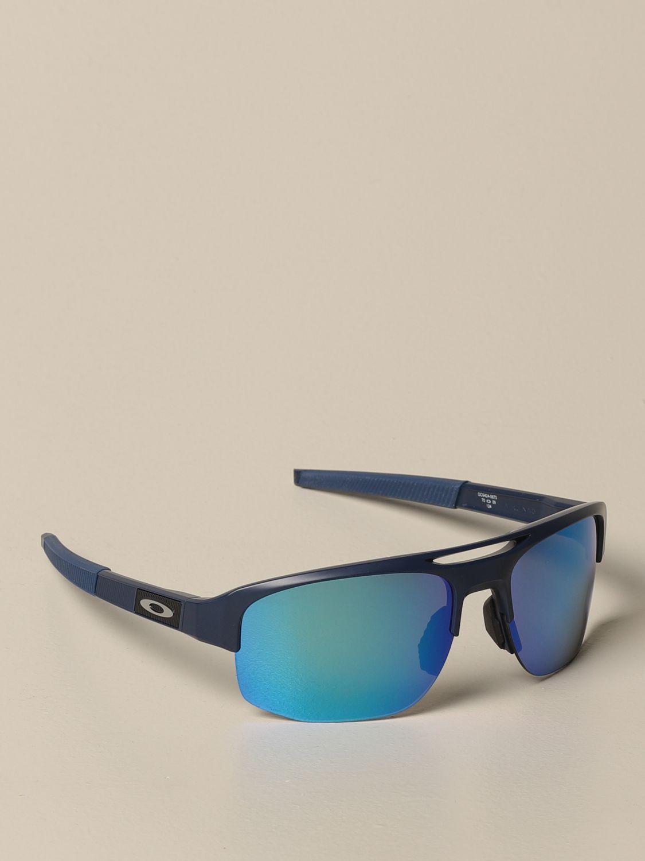Lunettes Oakley: Lunettes homme Oakley bleu 1