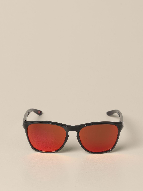 Lunettes Oakley: Lunettes homme Oakley rouge 2