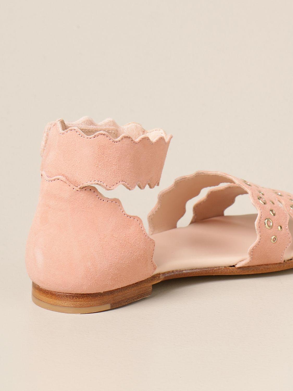 Zapatos Chloé: Zapatos niños ChloÉ rosa 3
