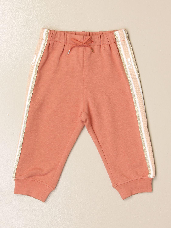 Pantalón Chloé: Pantalón niños ChloÉ ladrillo 1