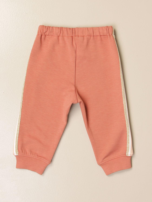 Pantalón Chloé: Pantalón niños ChloÉ ladrillo 2