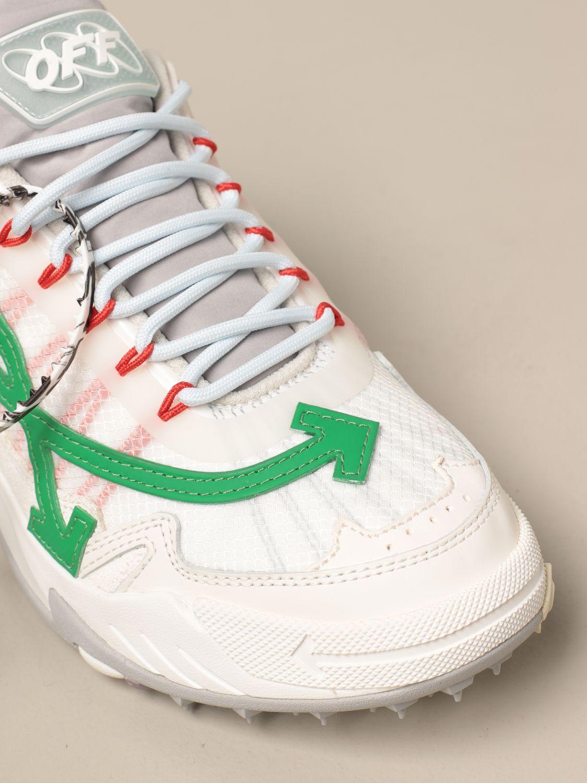 Zapatillas Off White: Zapatillas hombre Off White blanco 4