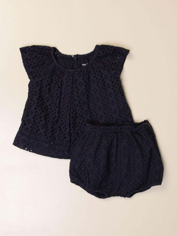 Костюмчик Polo Ralph Lauren Infant: Костюмчик Детское Polo Ralph Lauren Infant темно-синий 1