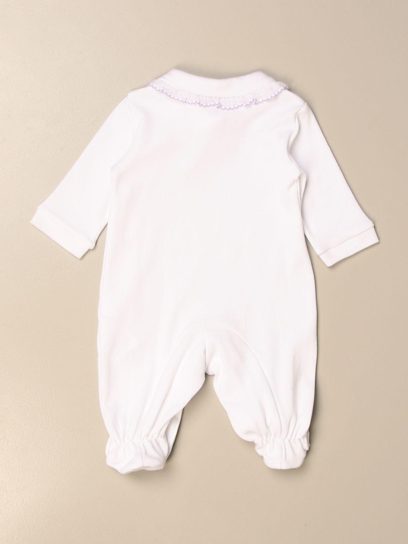 Pack Monnalisa: Combinaisonn enfant Monnalisa blanc 2