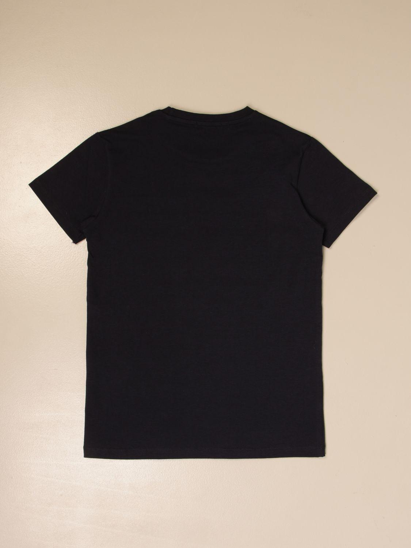 Camiseta Daniele Alessandrini: Camiseta niños Daniele Alessandrini azul oscuro 2