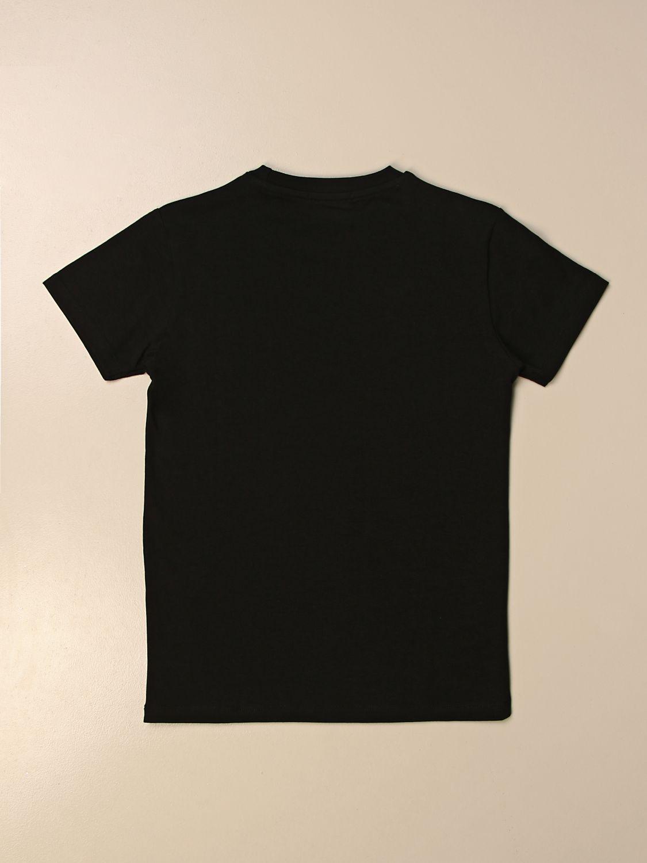 Camiseta Daniele Alessandrini: Camiseta niños Daniele Alessandrini negro 2