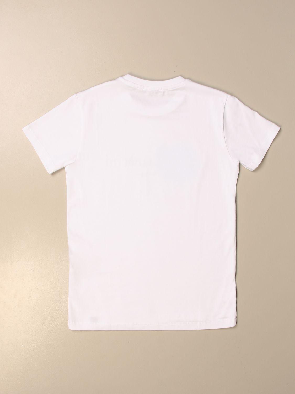 Camiseta Daniele Alessandrini: Camiseta niños Daniele Alessandrini blanco 2