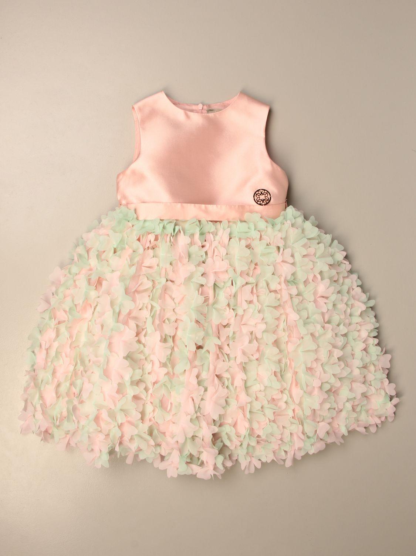 Dress Elie Saab: Suit kids Elie Saab pink 1
