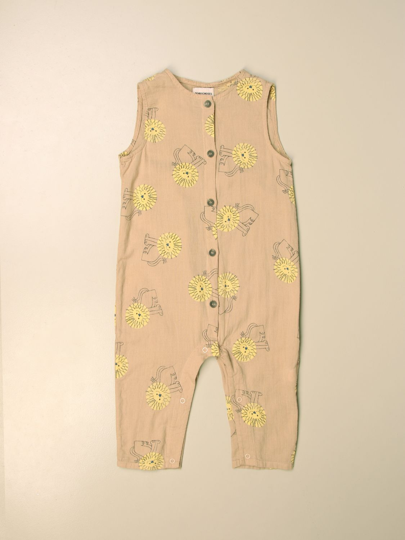 Pantalón Bobo Choses: Pantalón niños Bobo Choses beige 1
