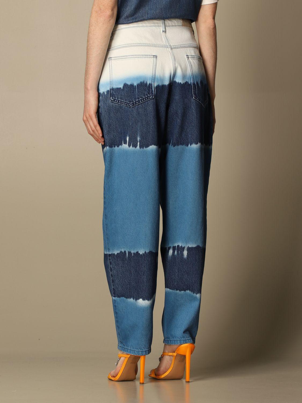 Jeans Alberta Ferretti: Trousers women Alberta Ferretti blue 3