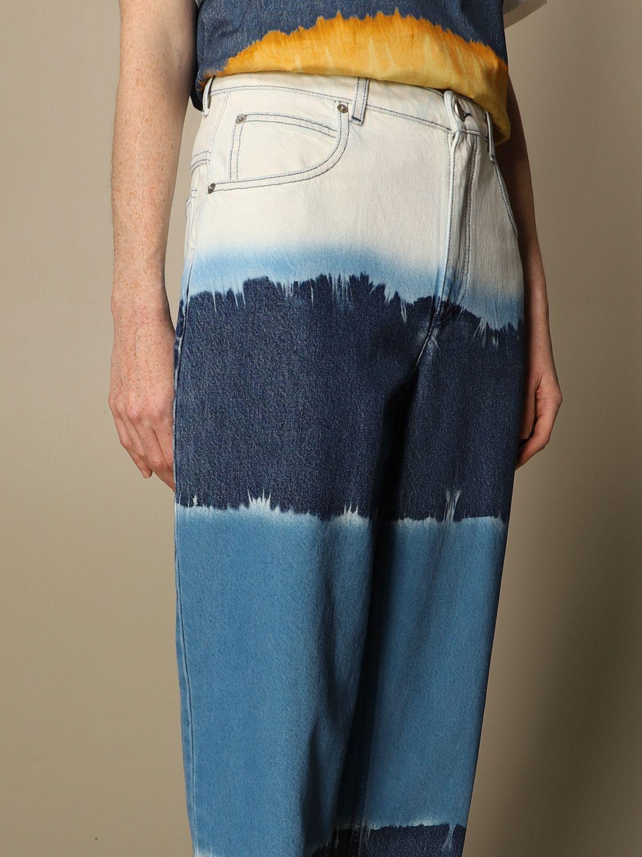 Jeans Alberta Ferretti: Trousers women Alberta Ferretti blue 5