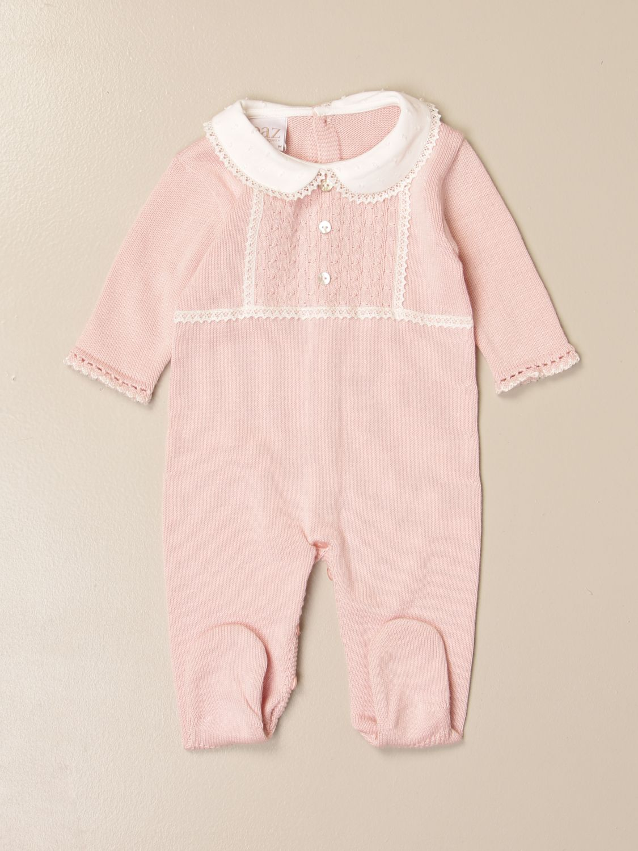 Pajamas Paz Rodriguez: Pajamas kids Paz Rodriguez pink 1