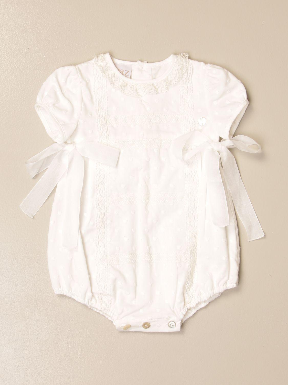 Pajamas Paz Rodriguez: Pajamas kids Paz Rodriguez white 1