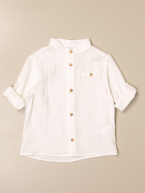 Shirt Paz Rodriguez: Korean shirt Paz Rodriguez white 1