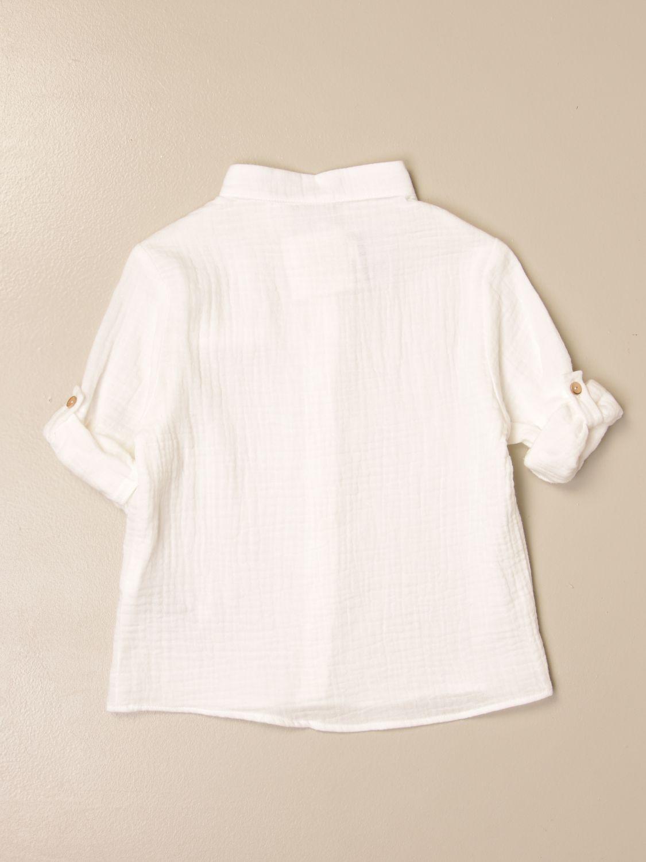 Shirt Paz Rodriguez: Korean shirt Paz Rodriguez white 2