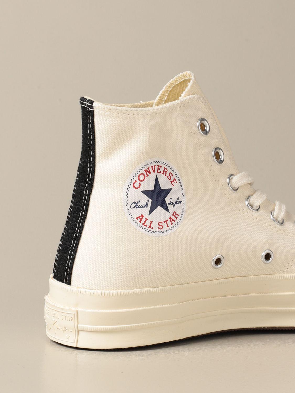 Trainers Comme Des Garcons Play: Shoes men Comme Des Garcons Play beige 3