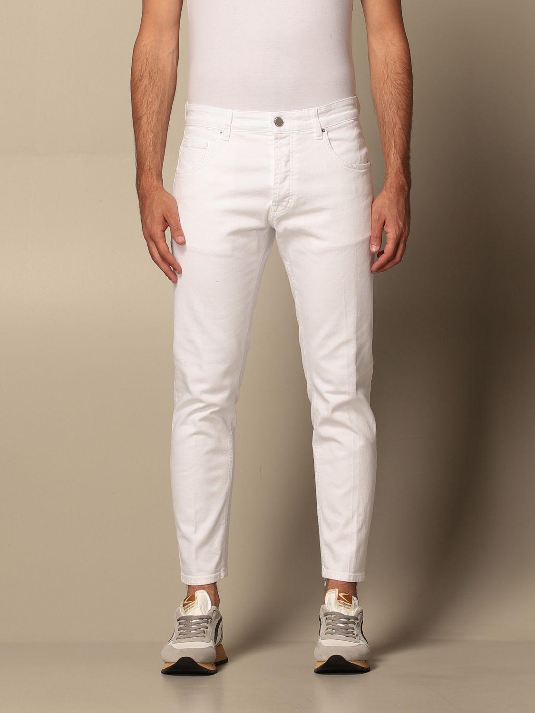Jeans Don The Fuller: Jeans men Don The Fuller white 1