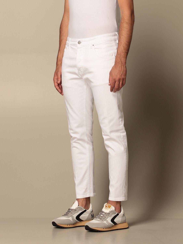 Jeans Don The Fuller: Jeans men Don The Fuller white 3