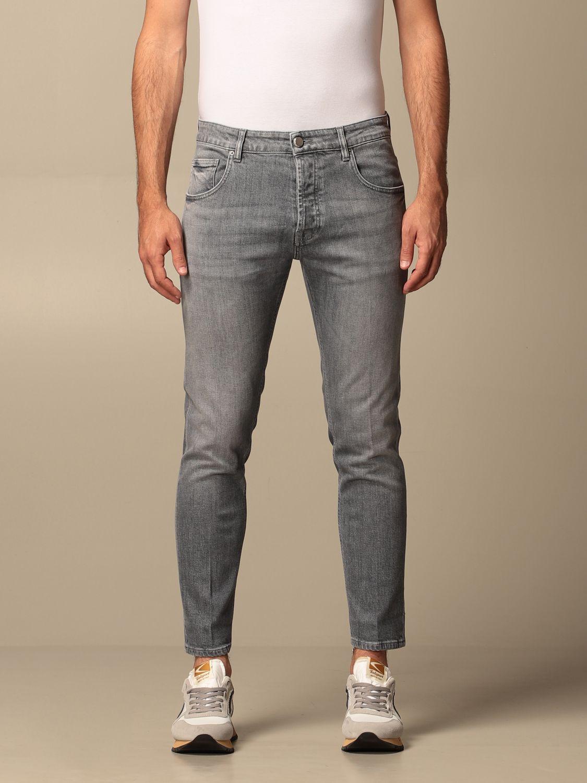 Jeans Don The Fuller: Jeans men Don The Fuller grey 1