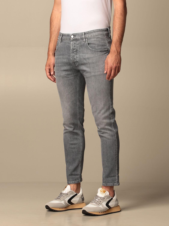 Jeans Don The Fuller: Jeans men Don The Fuller grey 3