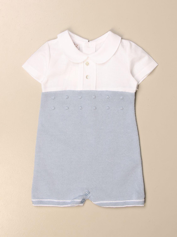 Пижама Paz Rodriguez: Пижама Детское Paz Rodriguez голубой 1