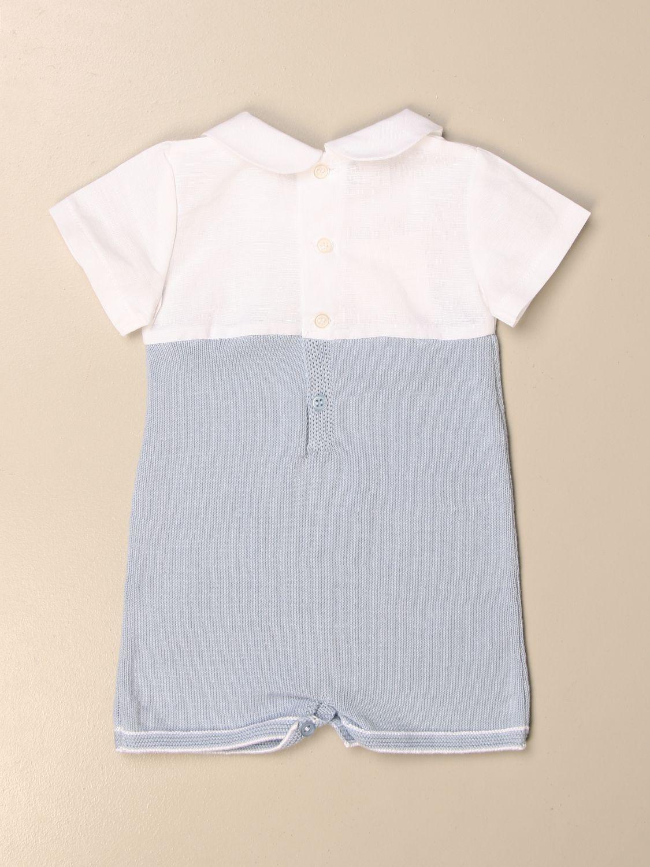 Пижама Paz Rodriguez: Пижама Детское Paz Rodriguez голубой 2