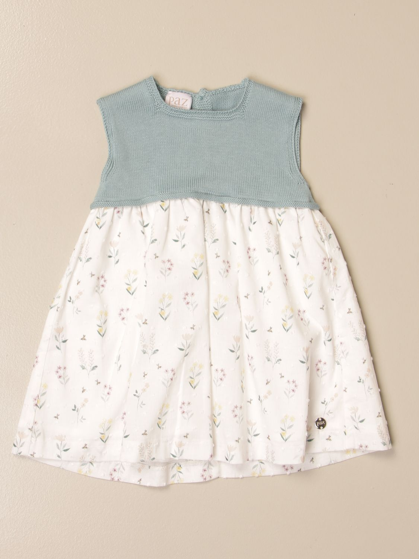 连体装 Paz Rodriguez: 连衣裙 儿童 Paz Rodriguez 白色 1