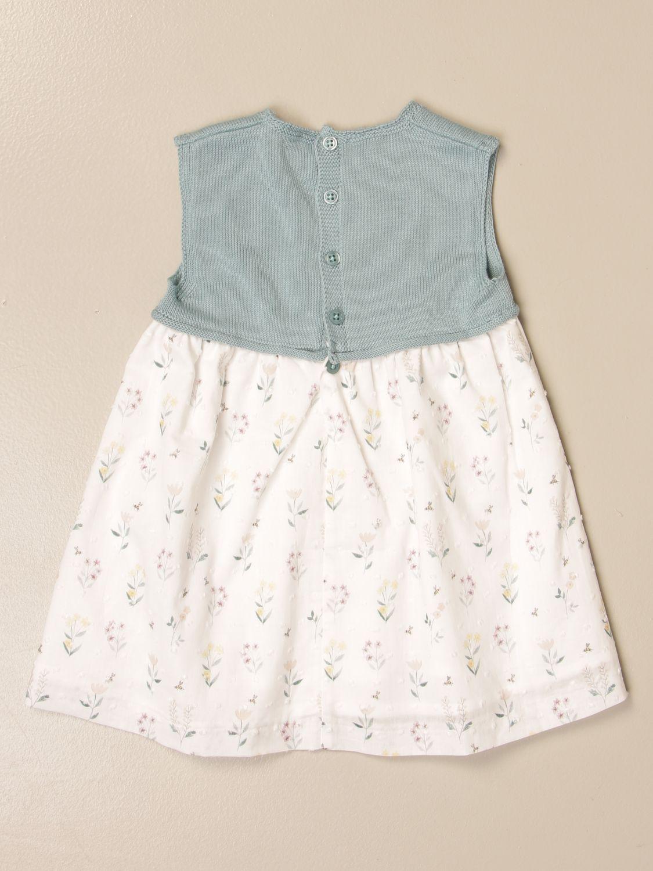 连体装 Paz Rodriguez: 连衣裙 儿童 Paz Rodriguez 白色 2