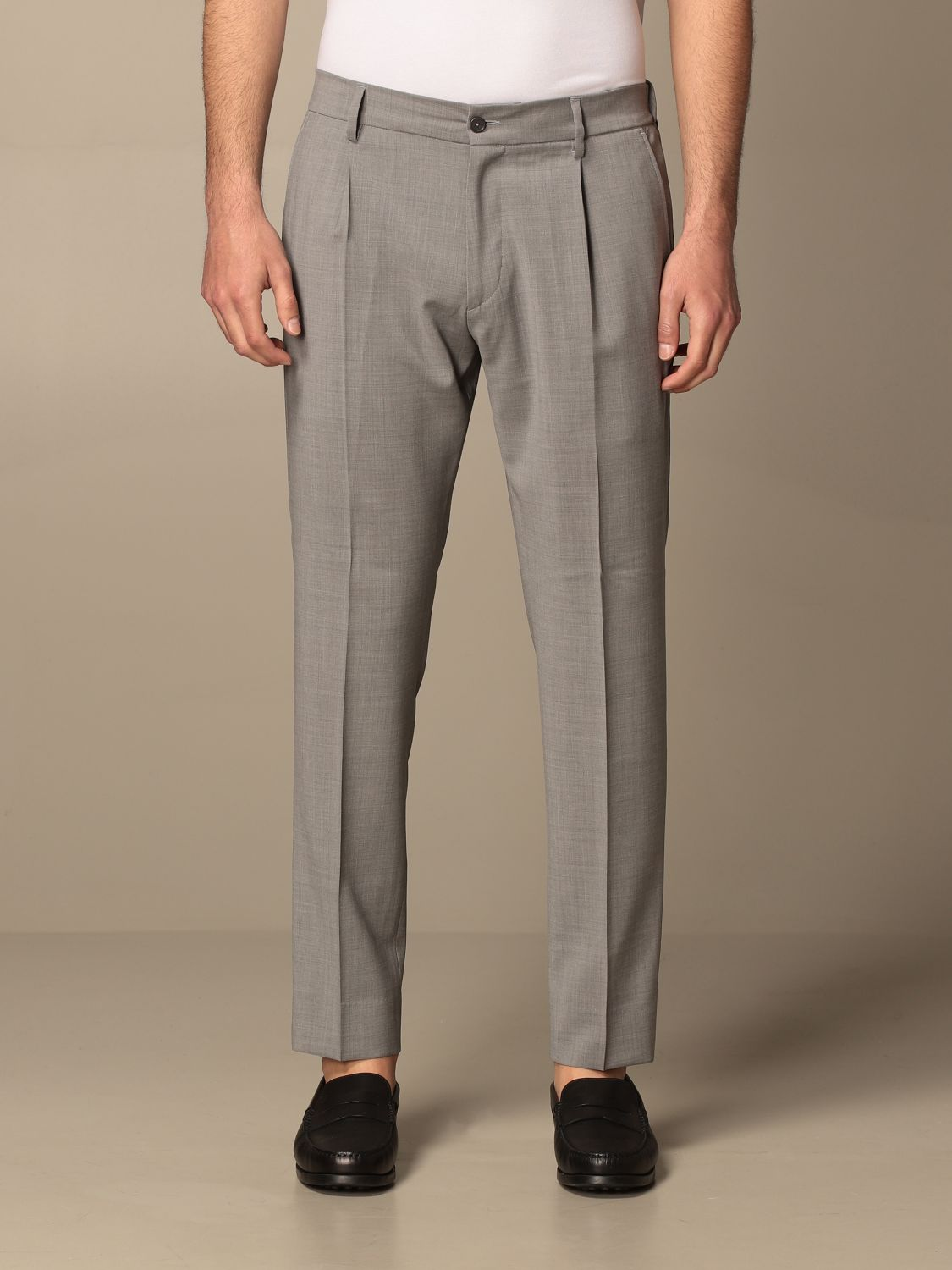 Pants Be Able: Pants men Be Able grey 1