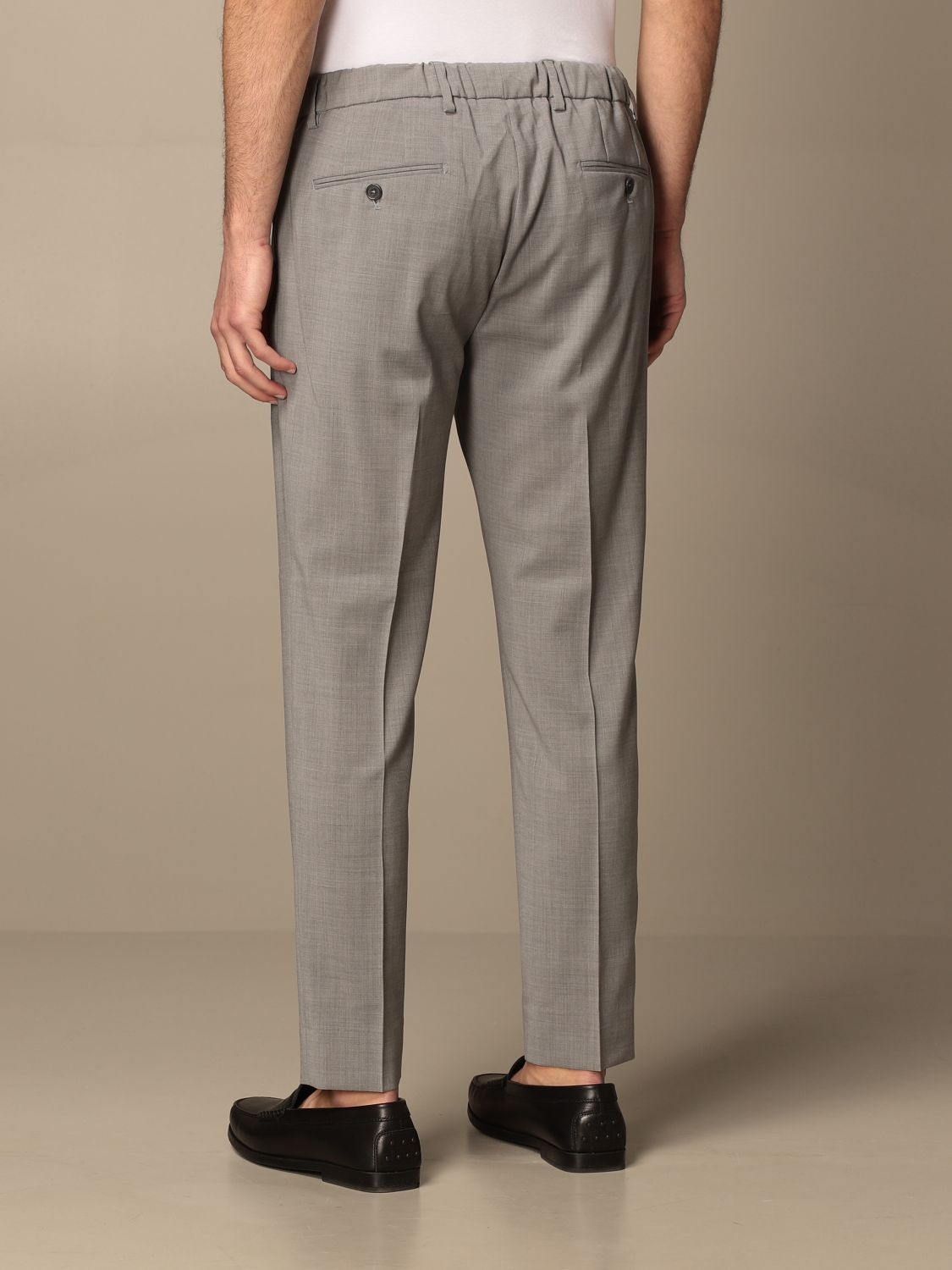 Pants Be Able: Pants men Be Able grey 2