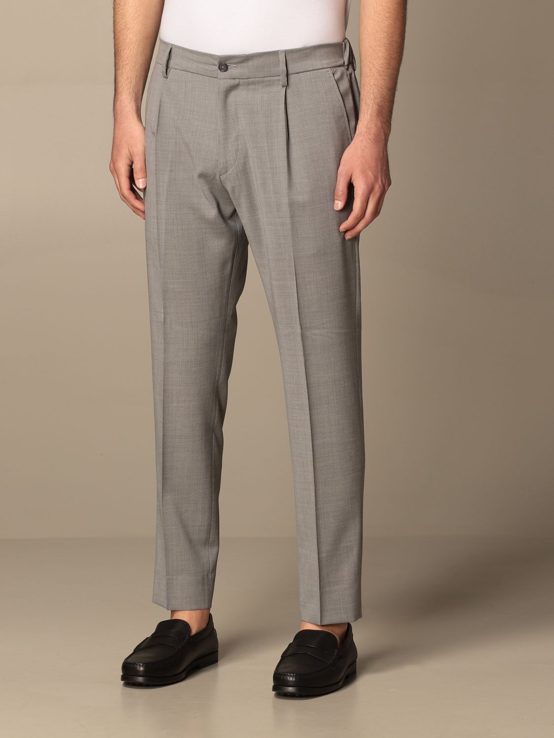 Pants Be Able: Pants men Be Able grey 3