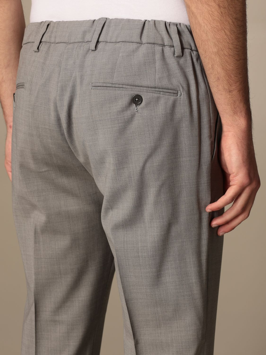 Pants Be Able: Pants men Be Able grey 4
