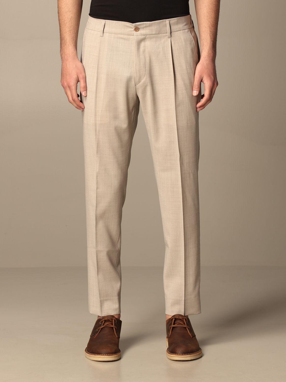 Pantalon Be Able: Pantalon homme Be Able taupe 1