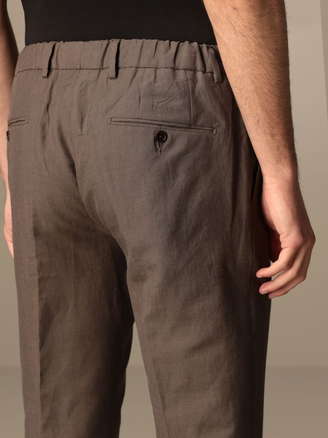 Trousers Be Able: Trousers men Be Able mud 4