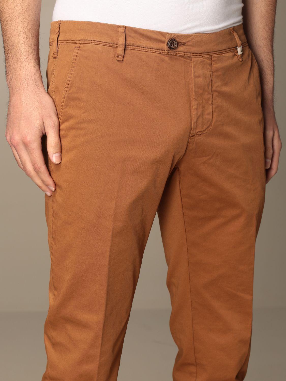 Pantalón Myths: Pantalón hombre Myths cobre 4