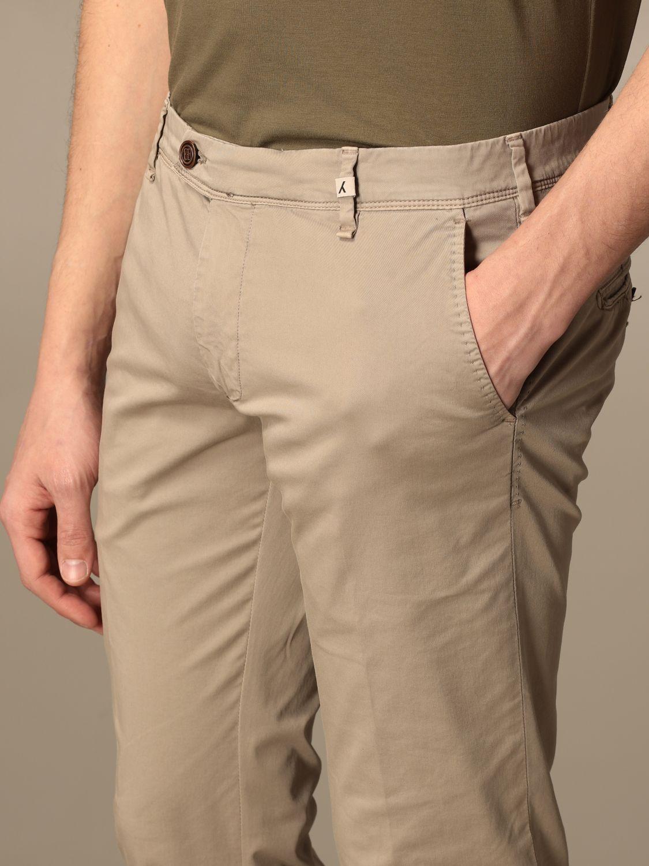 Pantalón Myths: Pantalón hombre Myths tórtola 4
