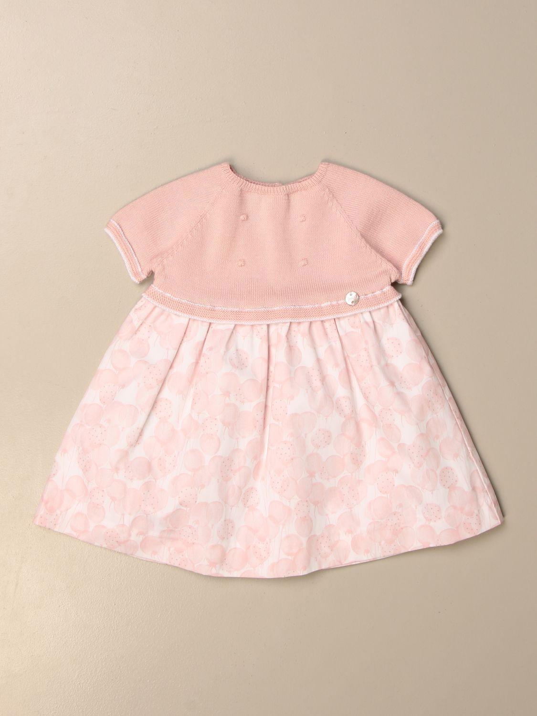 Комбинезон Paz Rodriguez: Платье Детское Paz Rodriguez розовый 1