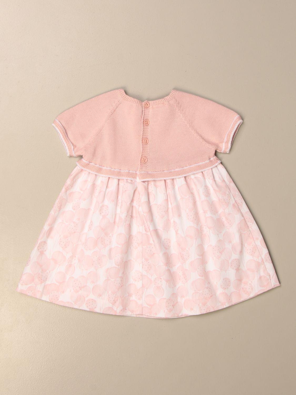 Комбинезон Paz Rodriguez: Платье Детское Paz Rodriguez розовый 2